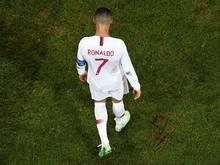 Ronaldo und Portugal schieden gegen Uruguay aus