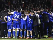 Deportivo La Coruna will den Abstieg nicht hinnehmen