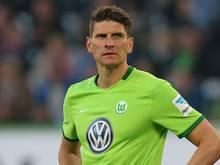 Gomez erzielte in Kassel das 2:0 für den VfL Wolfsburg