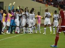 Ghana zieht im Skandalspiel ins Finale ein