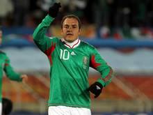 Cuauhtémoc Blanco bei der WM 2010