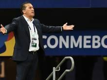 Jose Peseiro ist nicht länger Trainer von Venezuela
