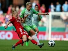 Beide Teams trafen 2018 im DFB-Pokalfinale aufeinander