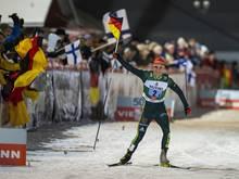 Geiger holte in Ramsau den ersten deutschen Saisonsieg