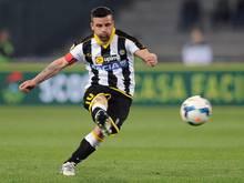 Antonio Di Natale verlässt Udine nach elf Jahren