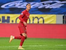 Ronaldo fit für Testspiel gegen Andorra