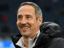 Adi Hütter von Eintracht Frankfurt nutzt die Zeit mit Familien und Freunden