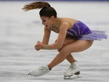 Sofia Samodurowa sicherte sich überraschend den Titel