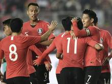 Ersatzgeschwächtes Südkorea gewinnt gegen Katar