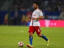 Tolgay Arslan zog sich eine Oberschenkelverletzung zu