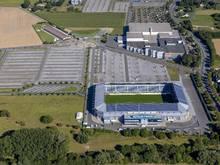 Paderborn plant den Bau eines neuen Trainingszentrums