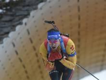Biathlon: Schempp wird beim Weltcup-Auftakt fehlen