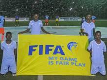 Somalia feiert seinen ersten Sieg in einer WM-Quali