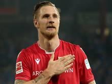 Union Berlin: Sebastian Polter ist aktuell suspendiert