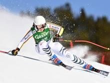 Skirennläuferin Michaela Wenig vom SC Lenggries