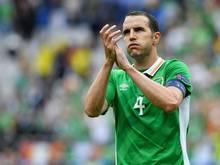 Beendet seine Karriere am Saisonende: John O'Shea