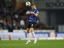 Hartherz wechselt ablösefrei aus Bielefeld zur Fortuna