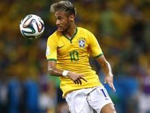 Neuer Kapitän der Seleção: Neymar