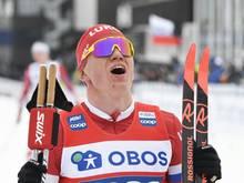 Alexander Bolschunow gewinnt vorzeitig den Gesamtweltcup