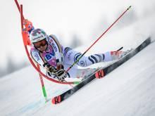 Riesenslalom: Luitz scheidet im Finale in Adelboden aus