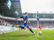Hammann unterschreibt bei Magdeburg bis 2017