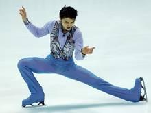 Yuzuru Hanyu fehlt beim Grand-Prix-Finale