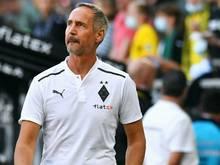 Adi Hütter hat bei Gladbach ambitionierte Ziele