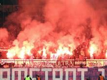 Fehlverhalten der Fans: 9000 Euro Strafe für Darmstadt