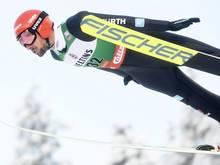 Rydzek holt sich Platz vier in Lahti