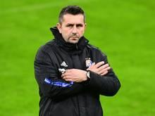 Bjelica war seit 2018 Trainer von Dinamo Zagreb