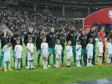 Die Nationalmannschaft war am Wochenende Quotensieger