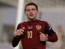 Russlands aussortiertem Kambolov wird Doping vorgeworfen