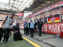 2019: Durch den Böllerwurf wurden 21 Personen verletzt
