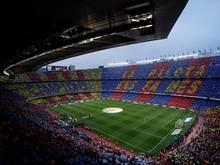 Barcelona will das Estadio Camp Nou überdachen