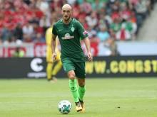 Luca Caldirola kam in der laufenden Saison erst ein Mal zum Einsatz