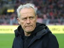 Streich ist in der Bundesliga gegen den BVB noch sieglos