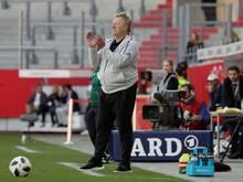Medien: Hrubesch bleibt wohl Interims-Bundestrainer