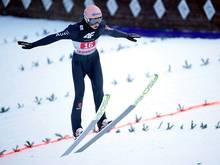 Deutsche Mannschaft gewinnt Teamspringen in Zakopane