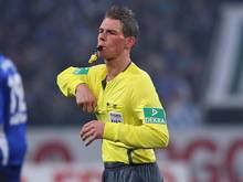 Ex-FIFA-Schiedsrichter Michael Kempter