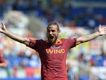 Wechselt in die Premier League: Pablo Osvaldo