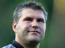 Jens Kiefer wird seinen Job als Trainer in Elversberg aufgeben