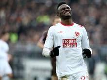Für zwei Spiele gesperrt: Boubacar Sanogo