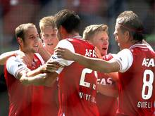 In der Gruppenphase der Europa League: AZ Alkmaar