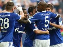 Schalke bezwingt Leverkusen im Topspiel