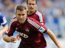 Berkay Dabanli traf für den 1. FC Nürnberg