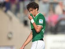Zur zweiten Mannschaft abgeschoben: Mateo Pavlovic