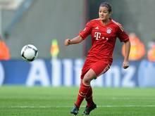 Lena Lotzen erzielte das Führungstor für München