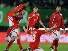 Die Mannschaft von ZSKA Sofia