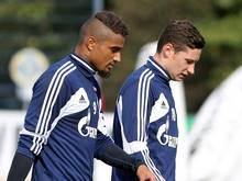 Boateng und Draxler nahmen nicht am Training teil
