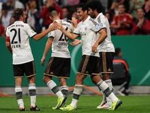FCB löst Pflichtaufgabe Hannover souverän